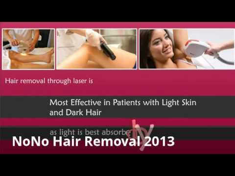 ❤ NoNo Hair Removal 2014 [REVIEW] ♥ 2014 NoNo Pro Review