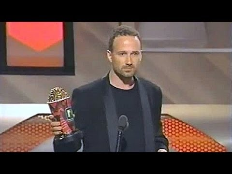David Fincher - Se7en - Best Movie - 1996 MTV Movie Awards