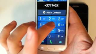 Samsung Galaxy S3 How To Perform A Factory Data Reset