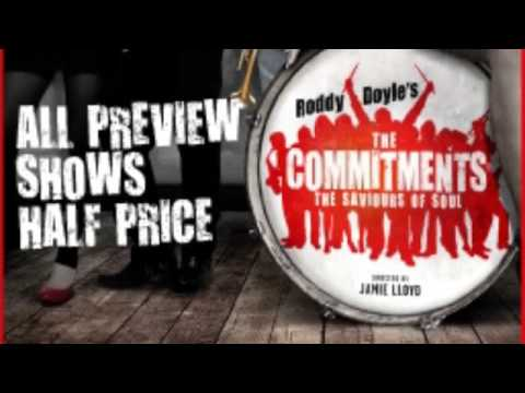The Commitments Stratford London