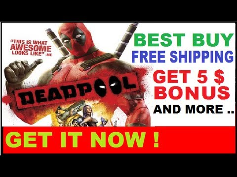 Deadpool: The Game Review Deadpool The Game Release Date Best Buy Deadpool PreOrder Bonuses Unboxing