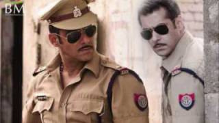 Tere Mast Mast Do Nain With Lyrics| Dabangg Full Song