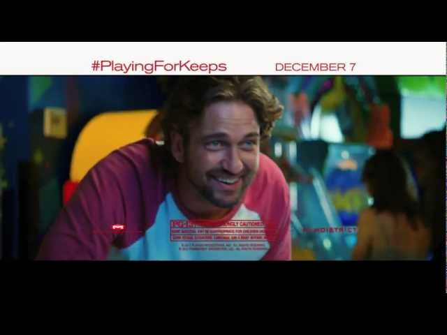 "PLAYING FOR KEEPS: Official Teaser - ""Win Her Back"""
