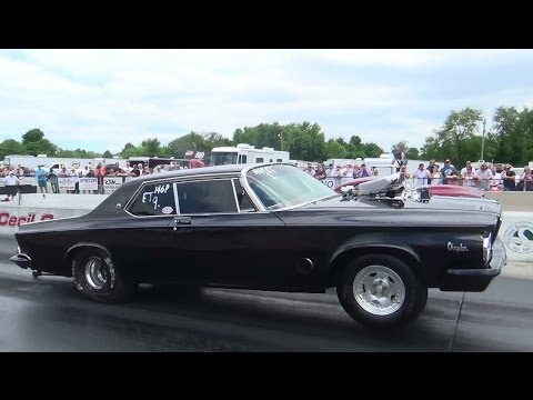 Big chrysler haulin the mail 9 seconds Cecil 6-14-14