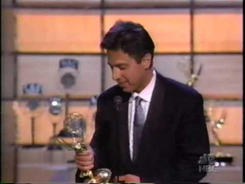 Ray Romano wins 2002 Emmy Award for Lead Actor in a Comedy Series