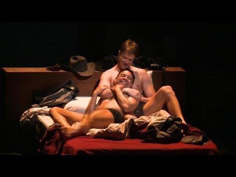 Sex scene from brokeback mountain