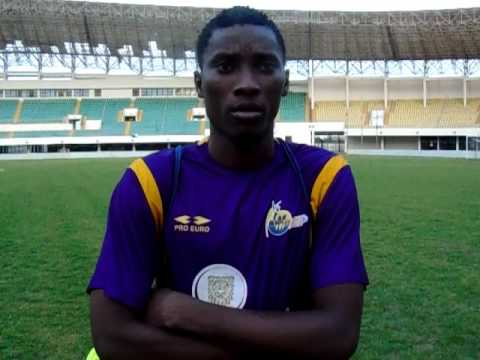 VIDEO:In-form goalie Daniel Agyei talks about his move to Medeama