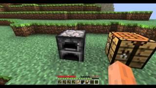 Minecraft: Como Hacer Horno Y Cofre