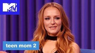 'Maci & Chelsea Discuss Drug Abuse' Official Sneak Peek   Teen Mom 2: Reunion   MTV