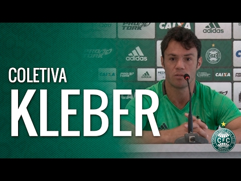 Coletiva Kleber