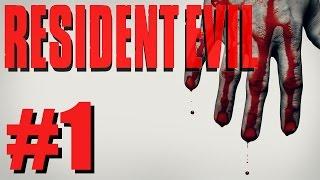 Resident Evil 1 Ps1 Play Through, Part 1/25