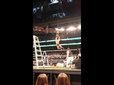 WWE Money In The Bank, Boston, MA 2014