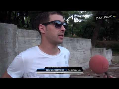 Hình ảnh trong video Dubrovnik - Croatia (G) 1:0 (1. kolo 1. ŽNL