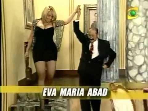 comic actress Eva Maria Abad