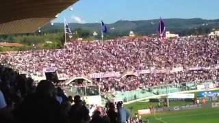 Fiorentina-Lazio, Lotito, Tare e Della Valle in tribuna