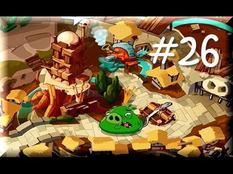 Angry Birds Epic - All Land Unlocked (Sneak Peek The Finally Boss) - Walkthrough Part 26