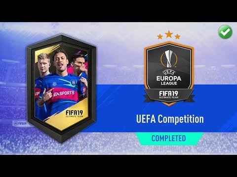 UEFA COMPETITON SBC! (CHEAP & EASY) | FIFA 19 Ultimate Team