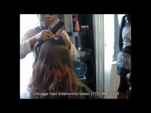 Sew in hair extensions sew in weave chicago hair extensions salon pmusecretfo Choice Image