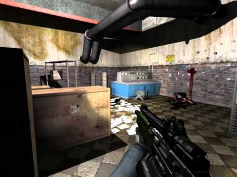 F.E.A.R. Resurrection, Interval 06. Прохождение альтернативного дополнения.