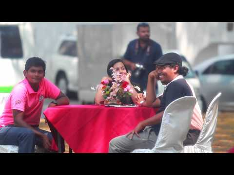Best Sri Lankan Wedding Proposal - Malika & Iresha(10.03.2013)