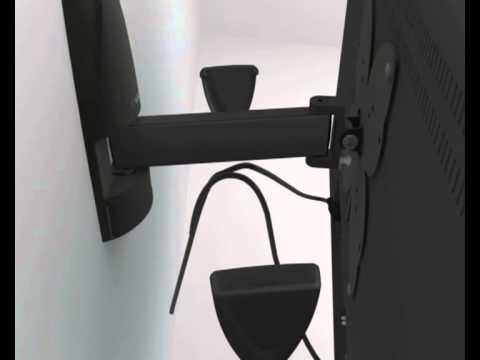 Supporti tv esempio di montaggio youtube - Montaggio tv a parete ...
