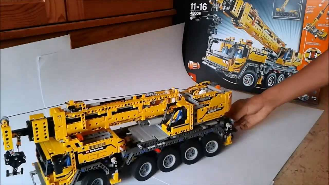 lego technic 42009 review hd youtube. Black Bedroom Furniture Sets. Home Design Ideas