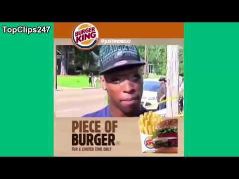 Piece of Burger Dubsmash Remix Compilation 2015 Courtney Barnes