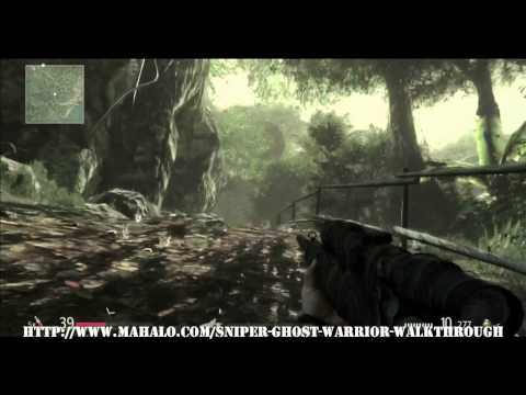 Sniper: Ghost Warrior Walkthrough - Mission 6: Weaken the Regime 2/3