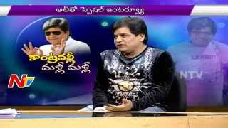 Ali on his association with Director Puri Jaganadh