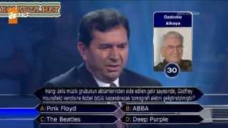 Kim Milyoner Olmak Ister 243. bölüm Kerem Güneş 25.06.2013