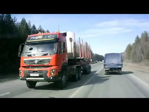 HGV Tires Exploding And Driving Fails