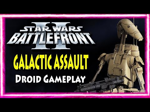 Star Wars Battlefront II OPEN BETA:  Galactic Assault