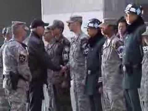 AFN Pacific - Vice President Joe Biden visits Korea