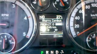 Nova Dodge Ram 2012