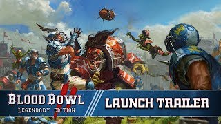 Blood Bowl 2 - Legendary Edition Megjelenés Trailer