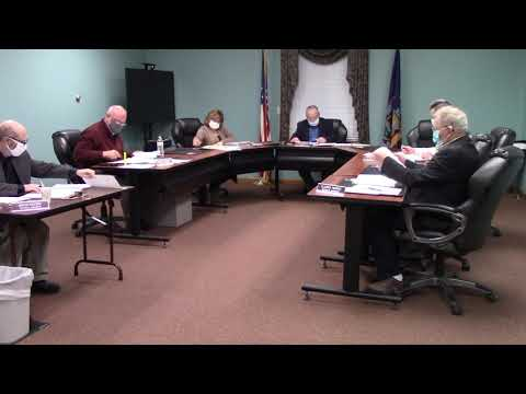 Champlain Town Board Meeting  1-12-21