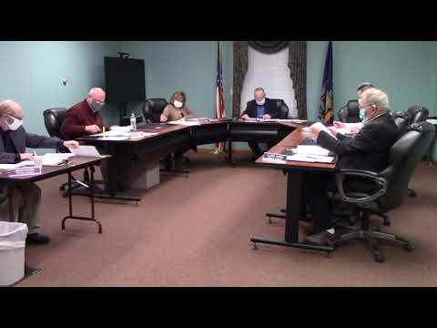Champlain Town Board Meeting  1-12-21