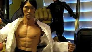 PART 2 Hot Toys Asian Muscular Body STEPHEN CHOW KUNG FU
