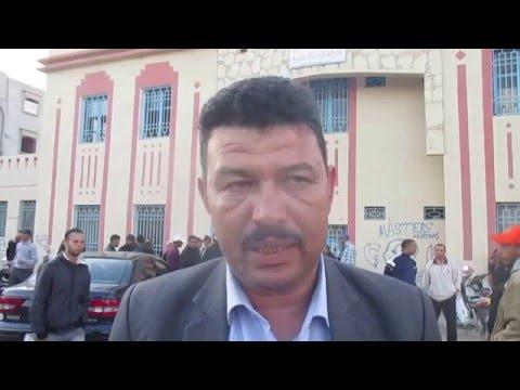 بالفيديو: أزوكاغ بعد انتخابه كاتبا إقليميا لحزب الاستقلال باشتوكة ايت باها