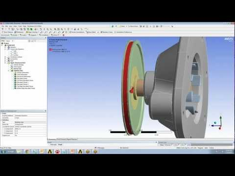 Submodeling FEA using ANSYS Workbench 14.5