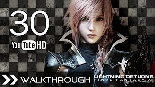 Lightning Returns Final Fantasy XIII Walkthrough Part 30 Battle's Bounty HD 1080p PS3 English