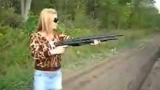 Tiros E Armas, 3ª Parte (Mulheres E Crianças)
