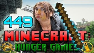 FUNNY! Minecraft: Hunger Games w/Mitch! Game 449 - Power Move Squad!