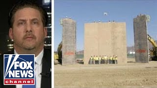 Contractor explains what it will take to build a border wall