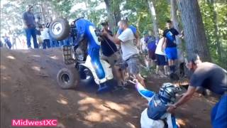 Atv and quad crashes 2014