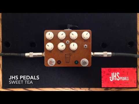 JHS Pedals Sweet Tea Overdrive and Distortion Pedal