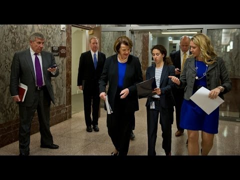 Feinstein: CIA Spied on Intelligence Committee (Full Speech)