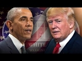 President Trump criticizes Obamas foreign policy legacy
