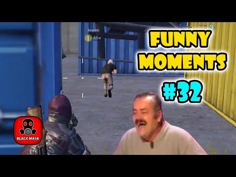 PUBG Mobile Funny Moments EP 32 - Black Mask