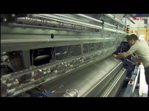 2014 BMW 3 Series - Carbon Fibers Plant